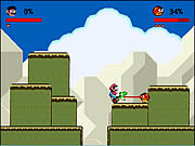 Super Mario World X game