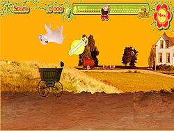 Runaway Pig game