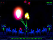 Missile Rush game