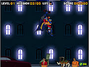 Batman's Ultimate Rescue game