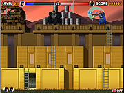 Gorilla Grodd - Barrels of Peril game