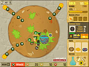 FurEyes Base Defense game