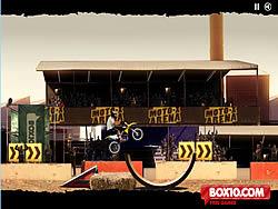Moto - X Arena game