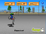 Play Bike tricks Game