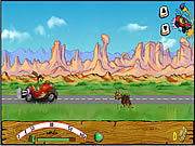 Play Red jet rabbit Game