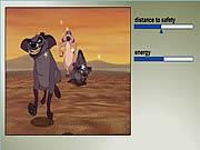 Hyena Chase game