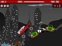 Red Cross Rush game