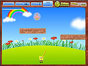 Spongebob Squarepants - Food Bounce game