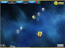 Spongebob Rescuer game