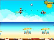 เล่นเกมฟรี Ben 10 Air War