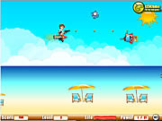 Ben 10 Air War game