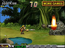 Rice Attack game