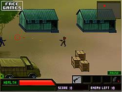 Agent Combat game