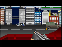 Highway Pursuit game