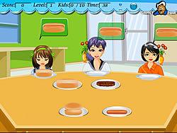 Crazy Plates game