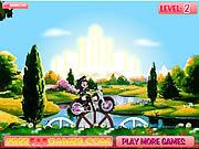 Play Boops biking fantasy Game
