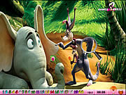Hidden Numbers - Horton Hears game
