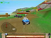 Mojo Karts game