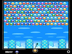 Puzzle Bubble Bros game