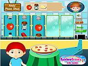 Andy's Pizza Shop game