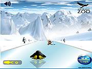 Jogar jogo grátis Super Penguin Dash