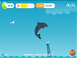Petz - Splashdown game
