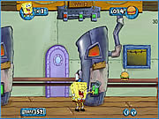 Play Spongebob squarepants the krab o matic 3000 Game