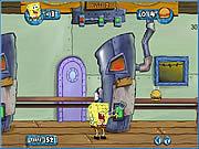 Play Spongebob squarepants the krab o matic 3000 Game