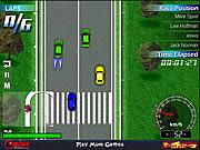 Speed Warrior game