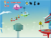 Sky Pods game