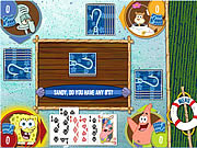 Play Spongebob squarepants gone fishing Game