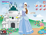 Dancing Princess Dress Up game