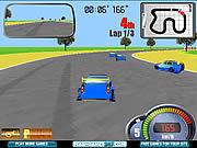 Race Race 3D game