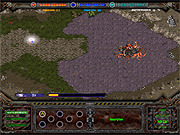 Play Starcraft flash action 5 Game