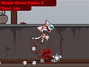 juego Fuzzy McFluffeinstein's Mouse Mash