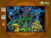 Play Spin n set ninja turtle Game