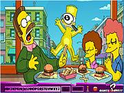 Hidden Alphabets - Simpson game