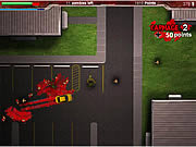 Zombie Ramming game
