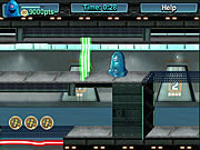 Monsters vs Aliens - Save Earh As Only A Monster Can game