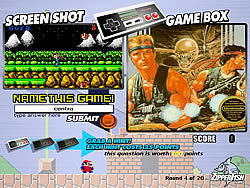 The Ultimate Video Game Quiz game