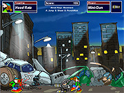Alloy Arena game