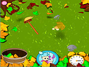 Play Magical broom Game
