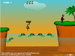 Turtle Bridge game