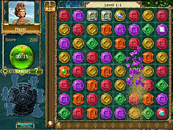 juego The Treasures of Montezuma 2