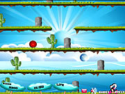 juego Water Ball Jumper