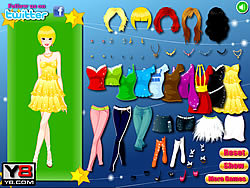 juego Beautiful Country Girls Dress Up