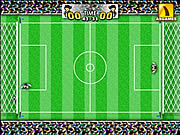 Play Goalkeeper Game