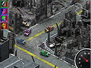 Death Racers game