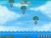 Juega al juego gratis Save The Army From Blue Shark