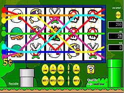 juego Super Mario World Slots